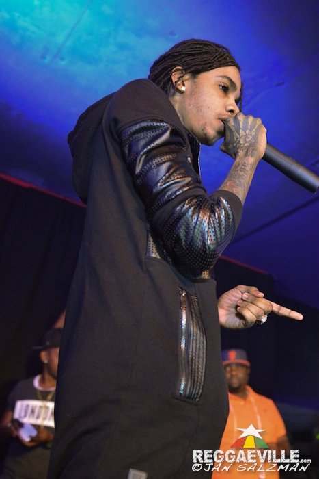 POPULAR DANCEHALL ARTIST WANTED FOR QUESTIONING IN RELATION TO A MURDER
